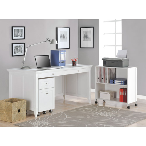 Altra Amelia 2-drawer Desk With Mobile S