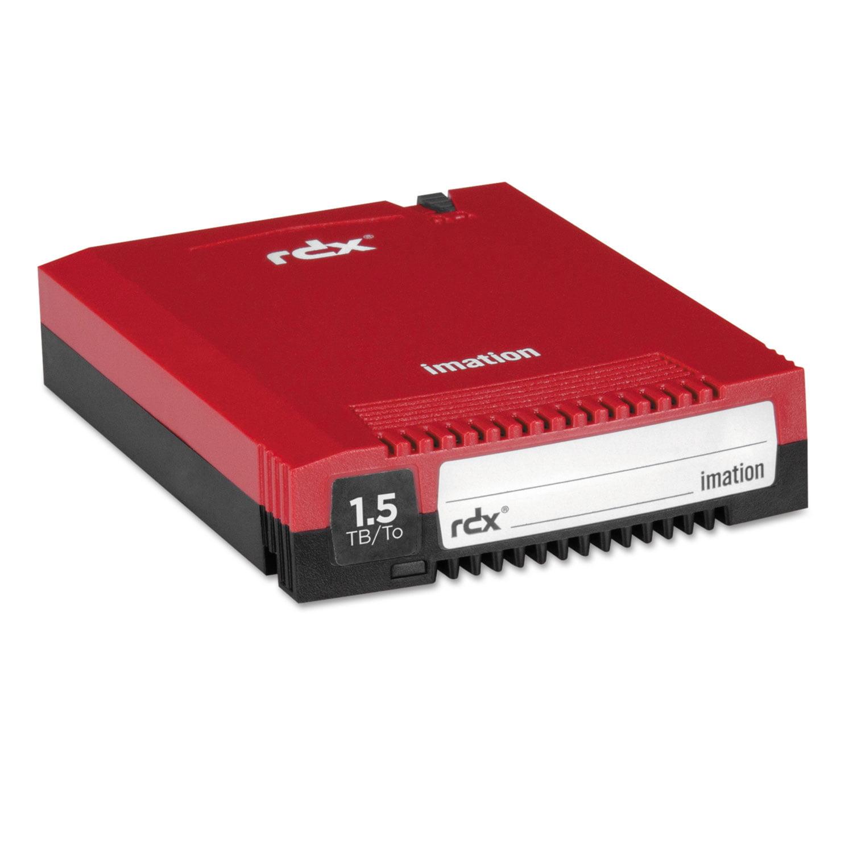 1.5tb Secure Data Cartridge For Rdx Drive