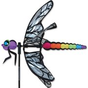22 In. Dragonfly Spinner