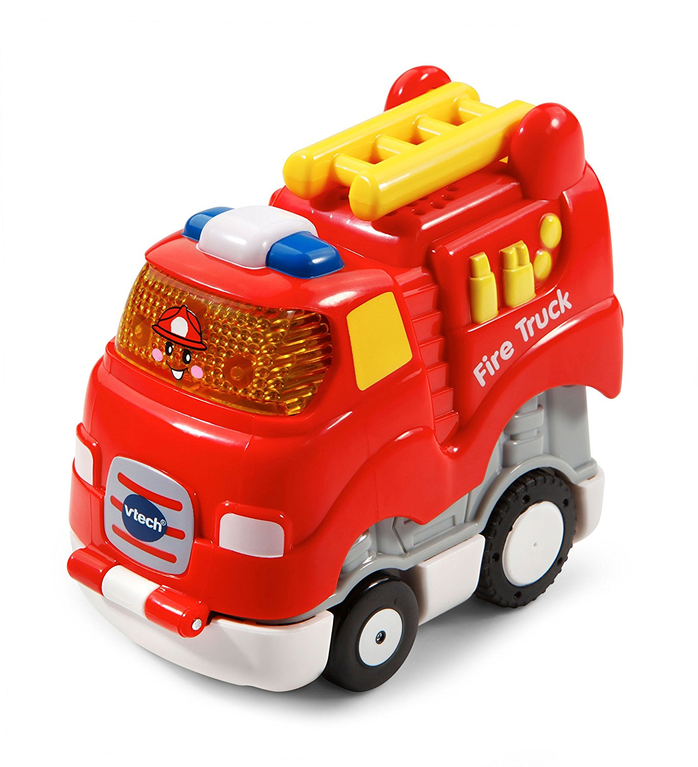 Go! Go! Smart Wheels Press and Race Fire Truck, Use the SmartPoint vehicle to activate... by