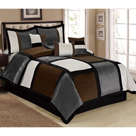 Homechoice International Group Spencer 7 Piece Comforter Set