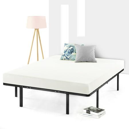 Best Price Mattress Frame 14 Inch Metal Platform Beds W