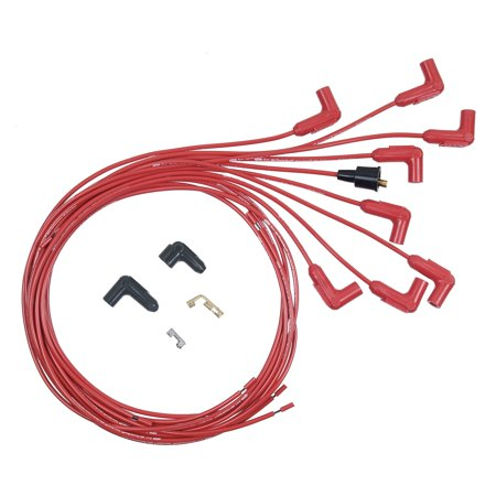 ACCEL 7541R 300+ Ferro-Spiral Race Spark Plug Wire Set