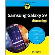 Samsung Galaxy S9 For Dummies - eBook