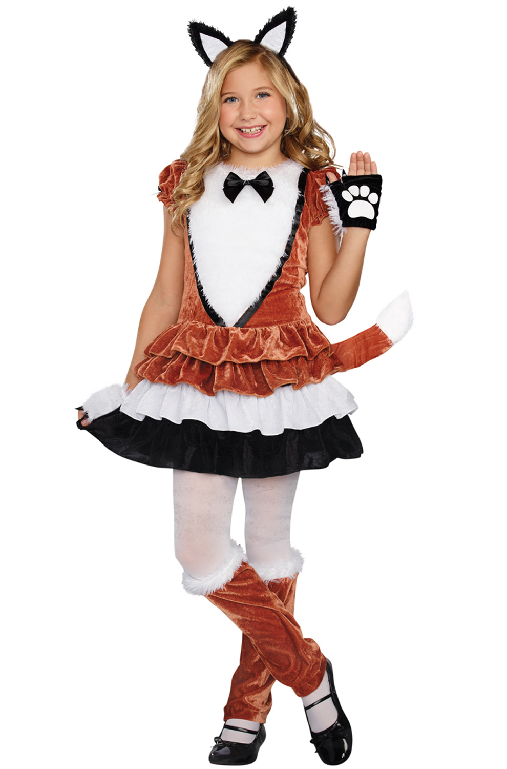 Sassy And Sly Child Costume by Supplier Generic