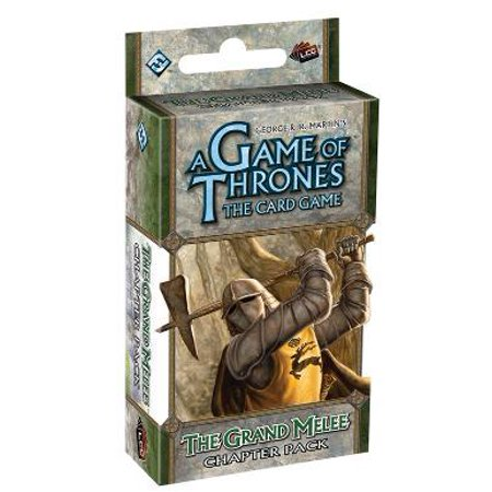FFGGOT79 The Grand Melee Chapter Pack A Game of Thrones LCG Fantasy Flight Games