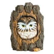Evergreen Enterprises, Inc Owl Tree Decor