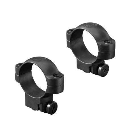 Leupold RingMounts Scope Rings for Ruger M77 30mm Medium, Matte Black -