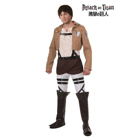 Attack on Titan Eren Costume