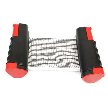 Retractable Table Tennis Ping Pong Portable Net Rack Indoor Games Replacement - image 5 of 5