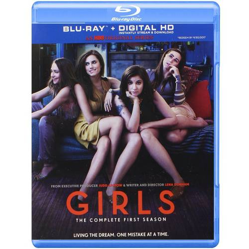 Girls: The Complete First Season (Blu-ray + Digital HD) by HBO