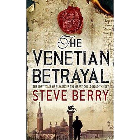 The Venetian Betrayal: Cotton Malone 3