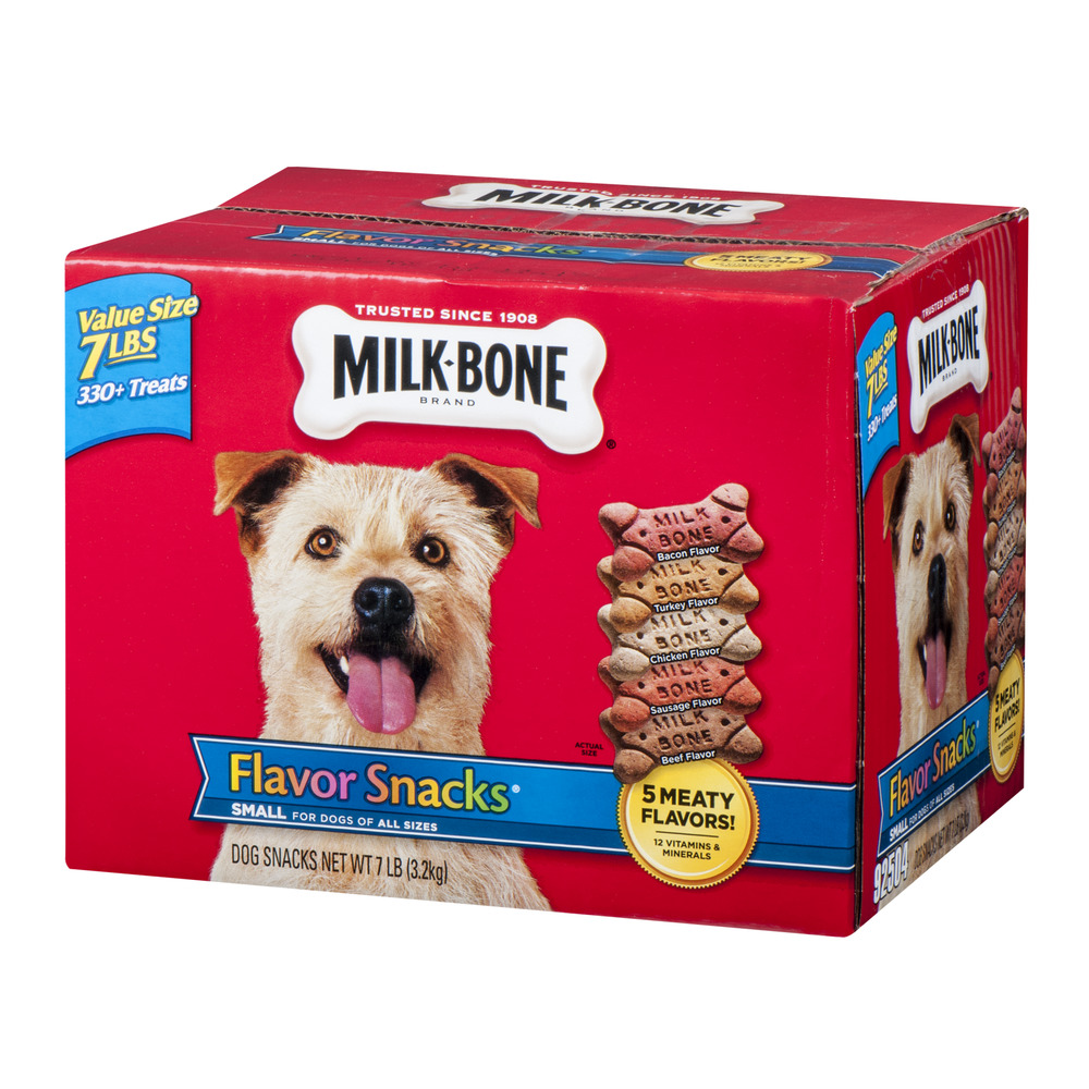 Country Kitchen Dog Treats Milk Bone Flavor Snacks Dog Biscuits For Small Medium Sized Dogs