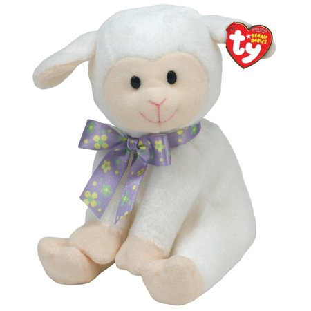 Ty Beanie Babies Sheepishly Sheep Lamb Easter