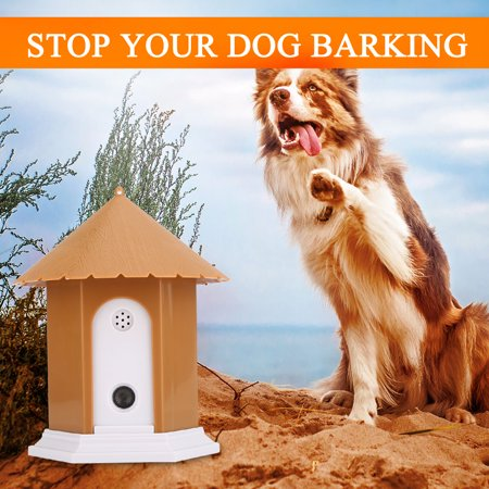 Safe Ultrasonic Stop Dog No Bark Control Anti off Box Training Silencer  Device for Pet, Stop Dog Bark Control,Outdoor Anti Bark Control