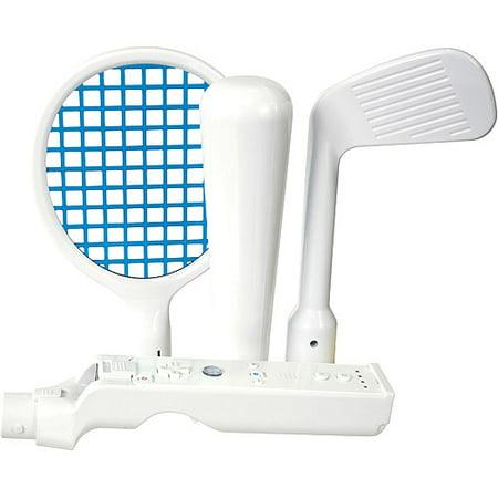 Dreamgear 3-in-1 Player's Sport Kit (Wii)