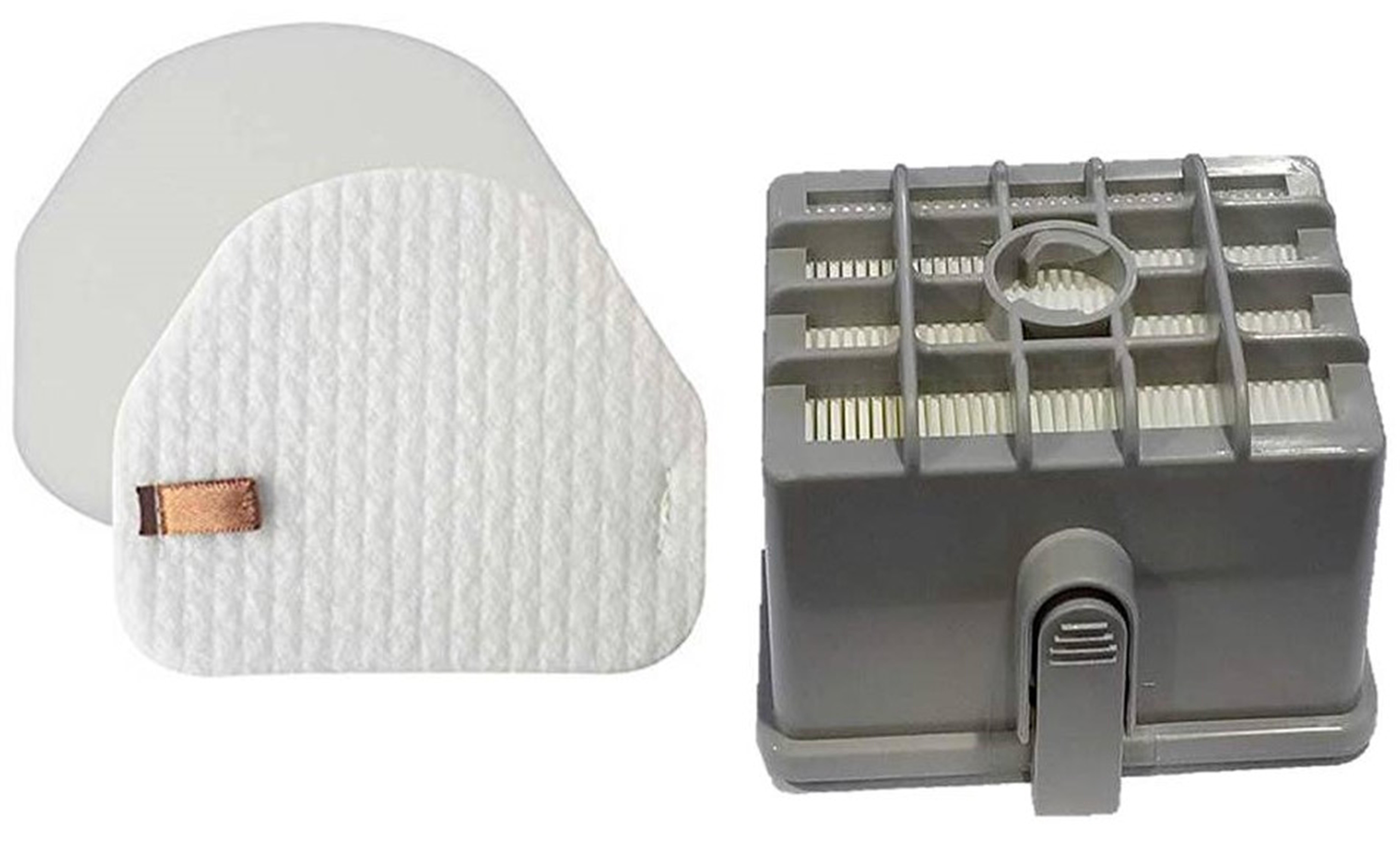 ANBOO Foam and Felt Filter Kit for Shark Rocket Professional Upright NV450 NV480 Vacuum Filter Sponge Foam Fit Shark Rocket NV450 Part XFF450
