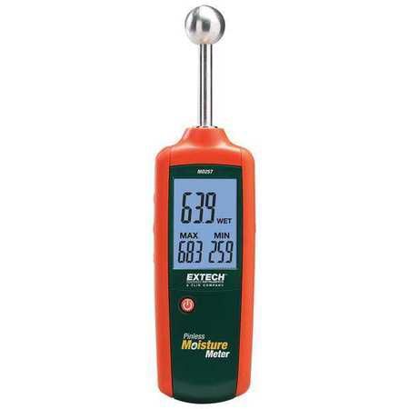 Pinless Moisture Meter EXTECH MO257 by Extech