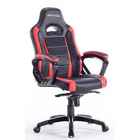 Pleasant Alpha Gaming Chair Gamer Racing High Back Chair Adjustable Neck And Lumbar Support Ncnpc Chair Design For Home Ncnpcorg