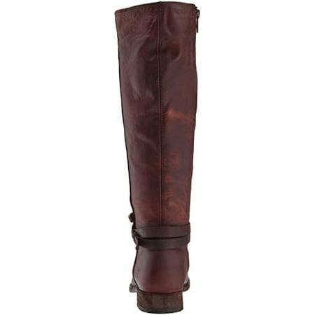 d29557a84ec FRYE Women s Melissa Belted Tall Knee High Boot - image 1 ...