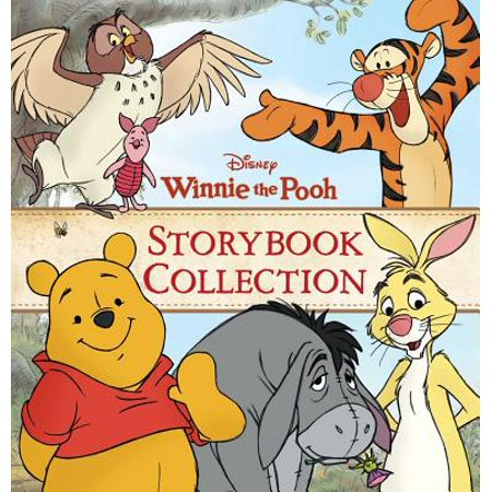Winnie the Pooh Storybook Collection Special Edition (Hardcover) - Winnie The Pooh Halloween Stories Online