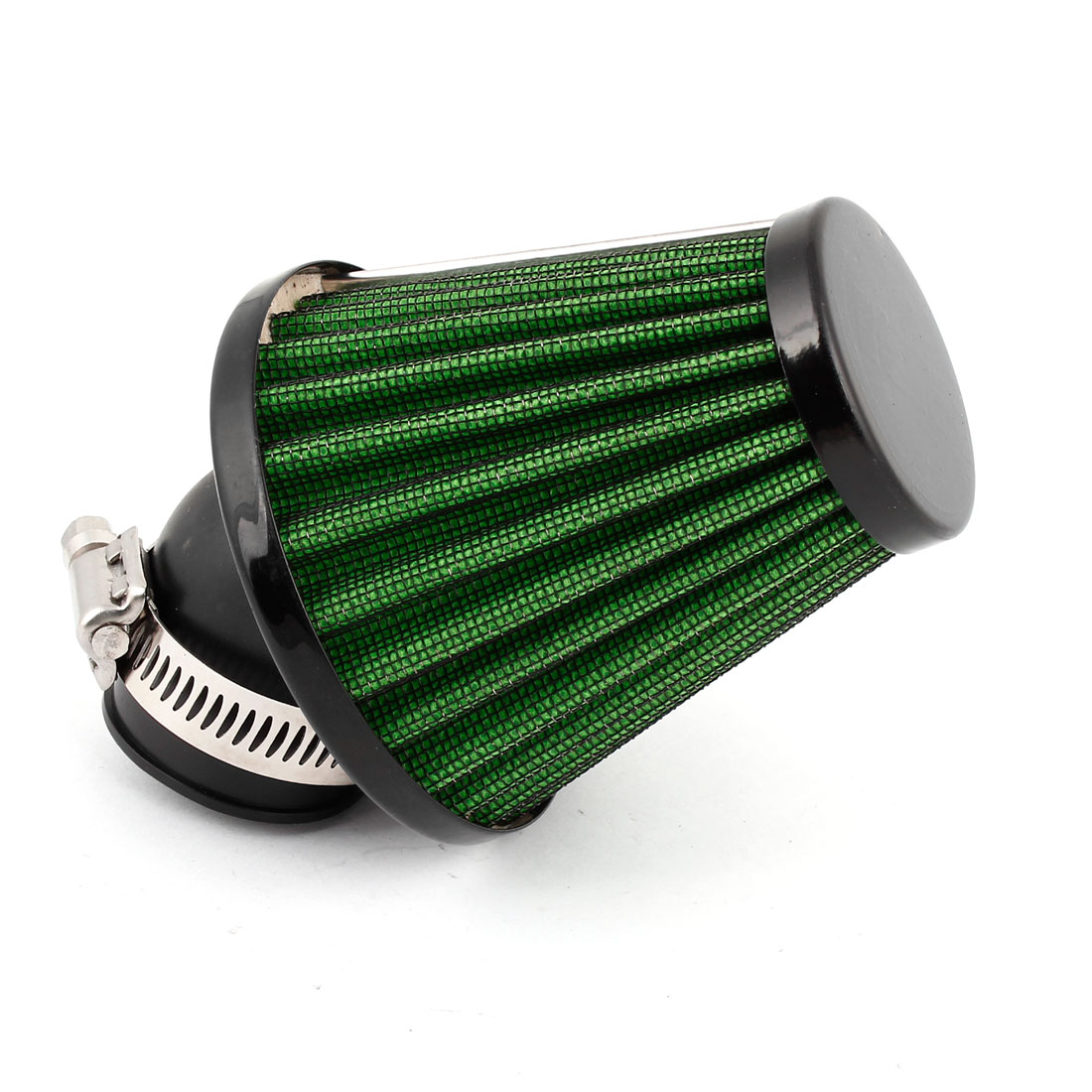 Motorcycle Adjustable Clamp Air Intake Filter Muffler Cleaning Tool Green
