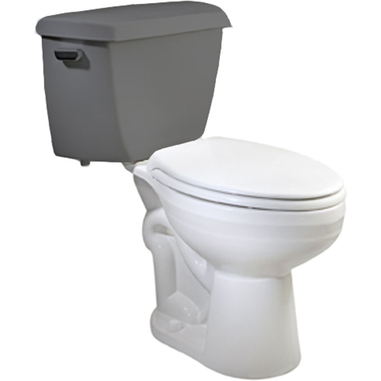 Crane 3954100 White Hymont ADA Elongated Toilet Bowl