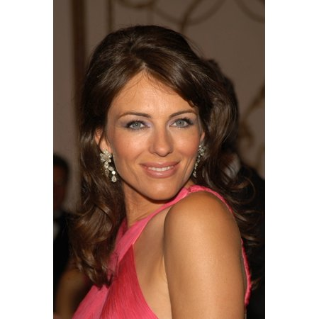 Elizabeth Hurley Clothing (Elizabeth Hurley Attends Hot Pink Party For Breast Cancer Research FoundationS Tenth Anniversary April)