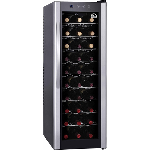 Igloo 30-Bottle Wine Cooler, Black