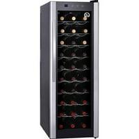 Igloo Quiet Eco-friendly 30-Bottle Wine Cooler w/ Digital Temperature Control