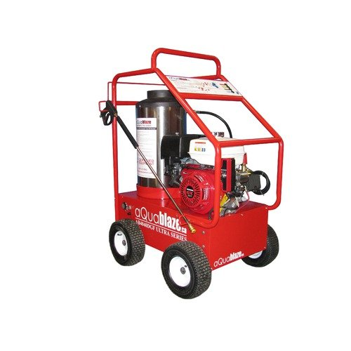 Campo Equipment Co. Ltd aQuaBlaze 120V Hot Water Pressure Washer and Sandblaster