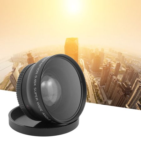 Leshp 1set Premium 58mm 045 X Altura Photo Professional Hd Wide