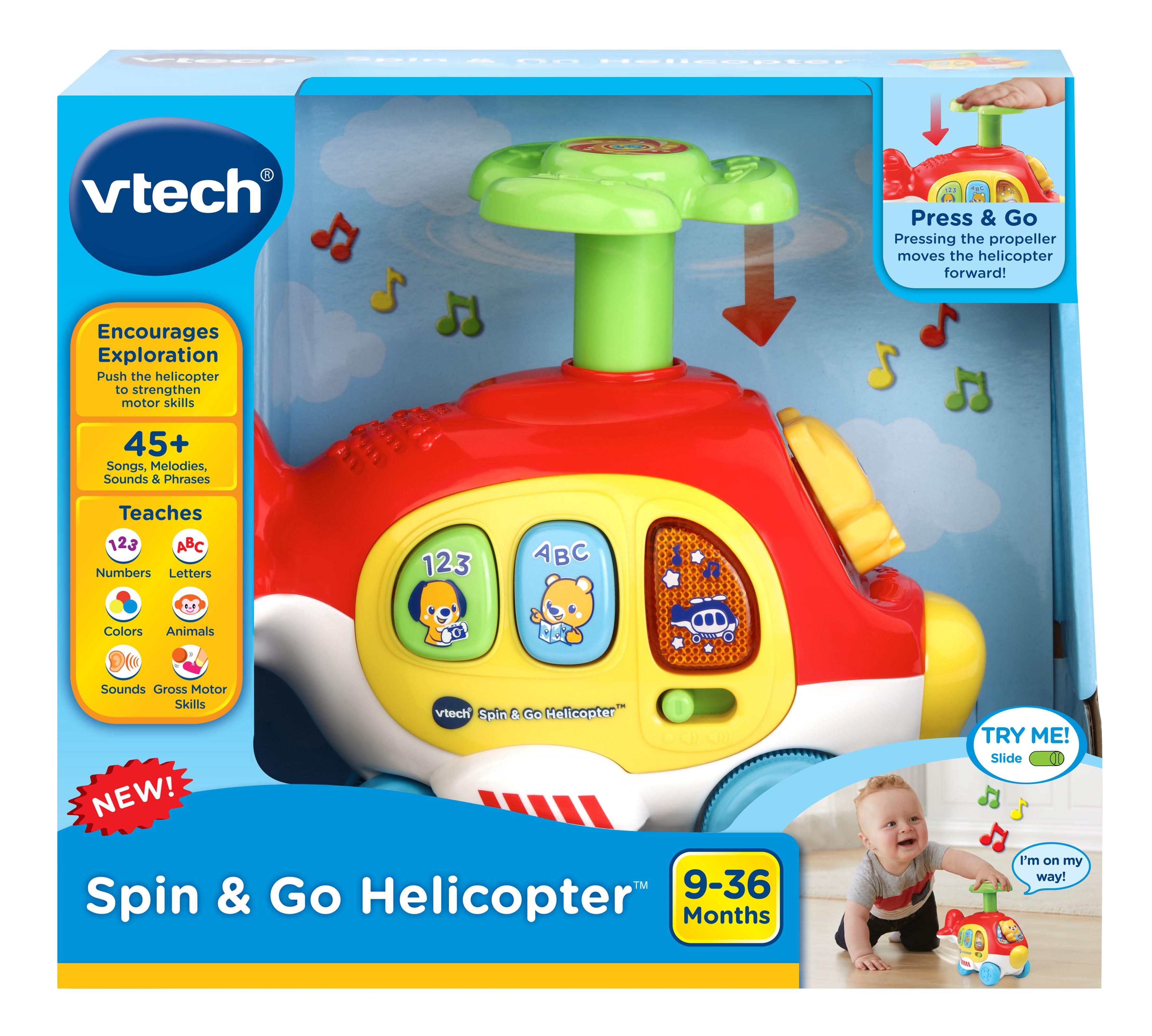 VTECH BABY Speeder Hélicoptère