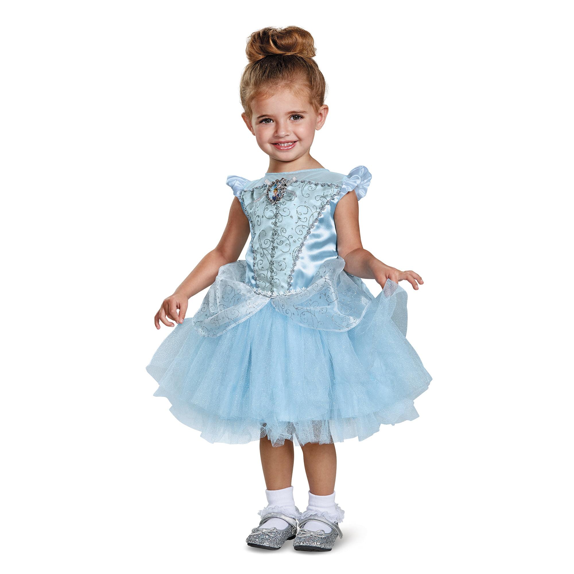 Cinderella Toddler Tutu Costume