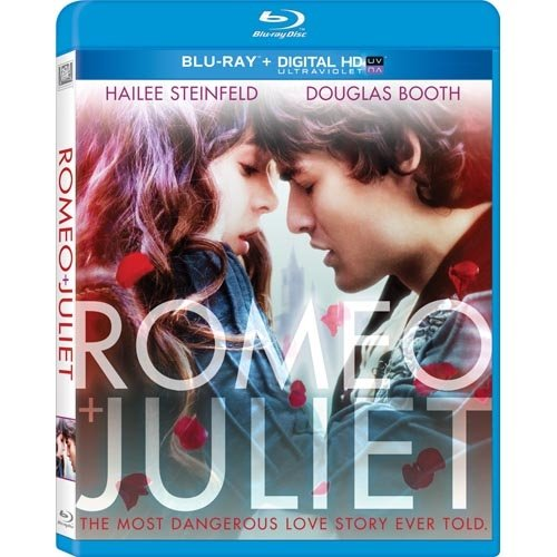 Romeo & Juliet (2013) (Blu-ray   DVD   Digital HD) (Widescreen)
