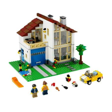 Lego Creator 3 In 1 Family House Building Set Mediterranean