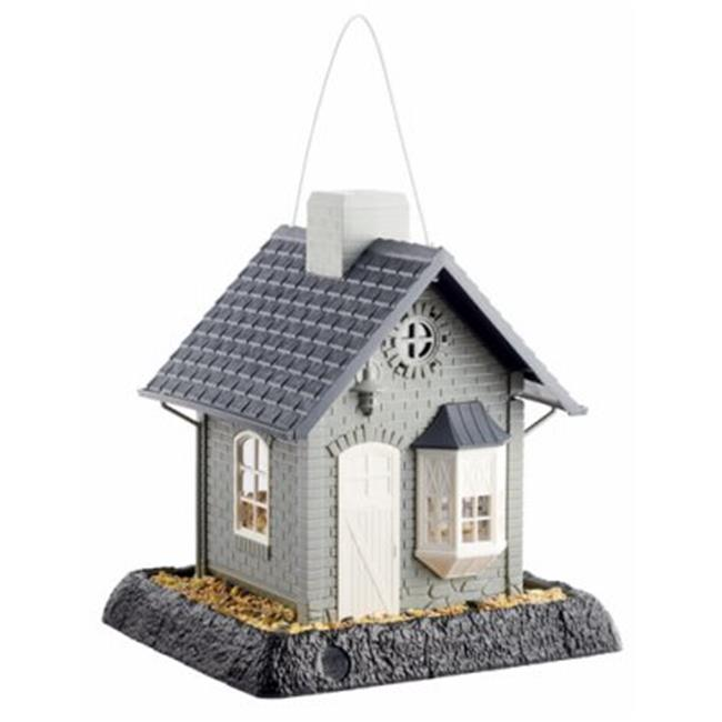 North State Ind 9282 Bird Feeder, Cottage, 5-Lb. Capacity