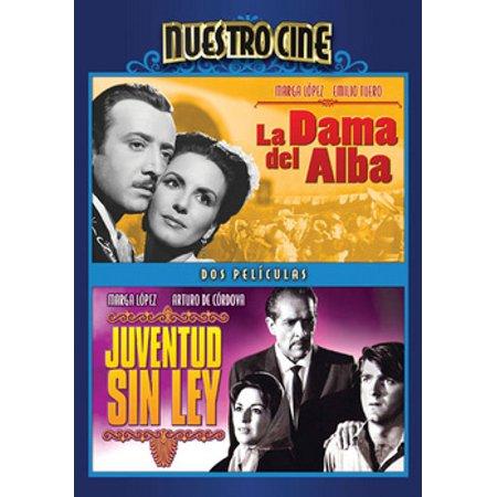 La Dama Del Alba / Juventud Sin Ley (DVD)