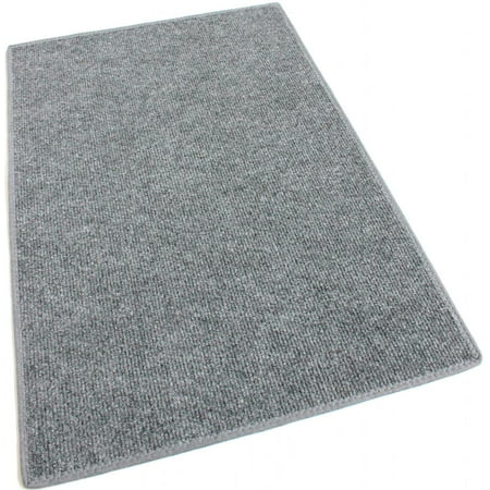 Gray Economy Indoor Outdoor Custom Cut Carpet Patio Pool Area Rugs Light