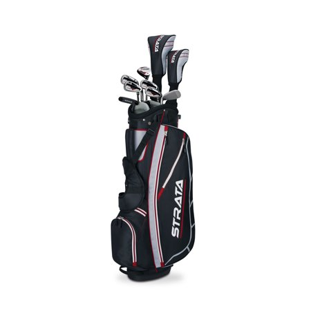 Callaway Men's Strata Complete 12-Piece Golf Club Set with Bag, Right Handed (Baby Golf Set)