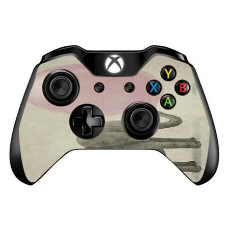 Skins Decals For Xbox One / One S W/Grip-Guard / Elephant Blowing (White Elephant Blog)