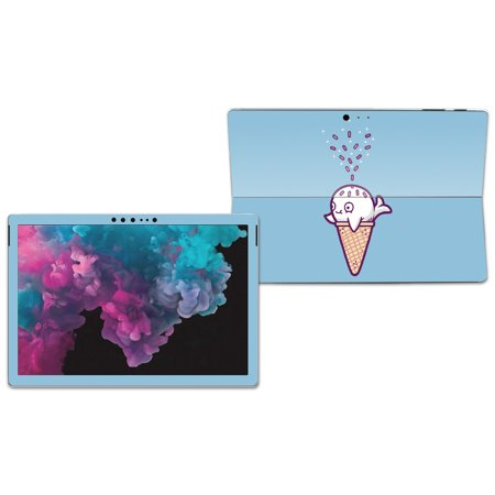 MightySkins Skin Decal Wrap Compatible with Microsoft Sticker Protective Cover 100's of Color (Best Surface Pro Drawing App)