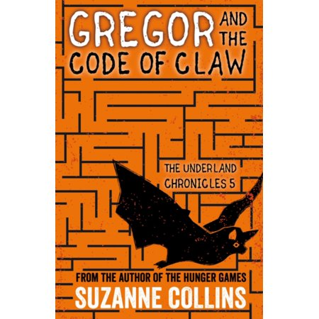 GREGOR & THE CODE OF CLAW (Gregor And The Code Of Claw Audiobook)