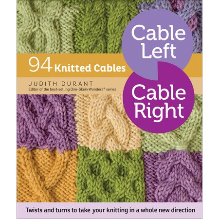 Cable Left, Cable Right - Paperback