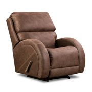 American Furniture Sultry Polyester Recliner - Power Recliner - Recliner Only