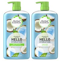 Herbal Essences Hello Hydration Shampoo and Conditioner Set, 29.2oz