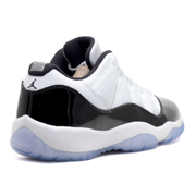 ee64031da93 Nike Boys Air Jordan 11 Retro Low BG Concord White Black-Dark Concord Image