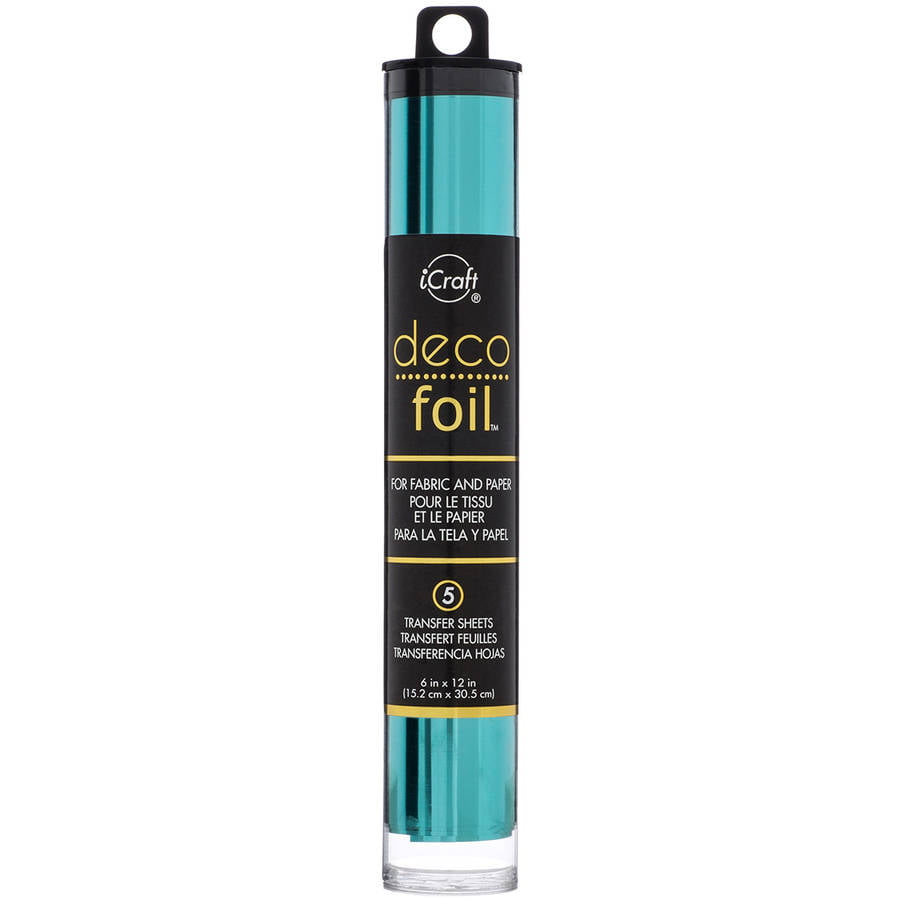 THERMOWEB ICRAFT SPECIALTY DECO FOIL AVAILABLE IN MANY COLORS!