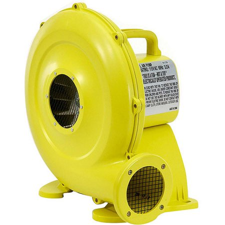 Image of AirFoxx .5 HP 500 CFM All Purpose WorkShop Blower/Spot Cooler