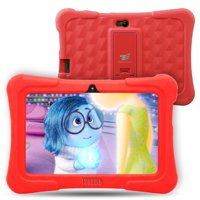 "Dragon Touch Y88X 7"" Kids Tablet PC Quad Core Android 5.1 1GB+8GB Wifi Bluetooth-RED"